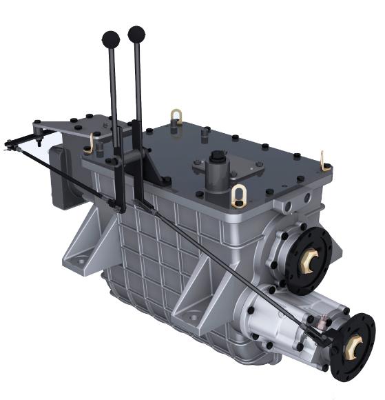 Каталог деталей коробки передач КПП СААЗ 433420-1700010-М